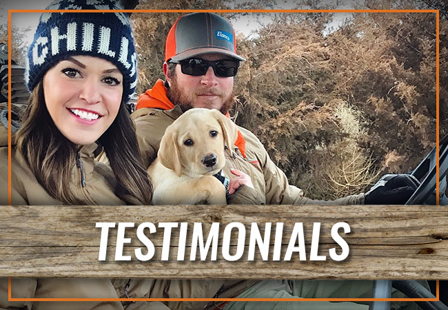 Wagon Wheel Ranch Testimonials